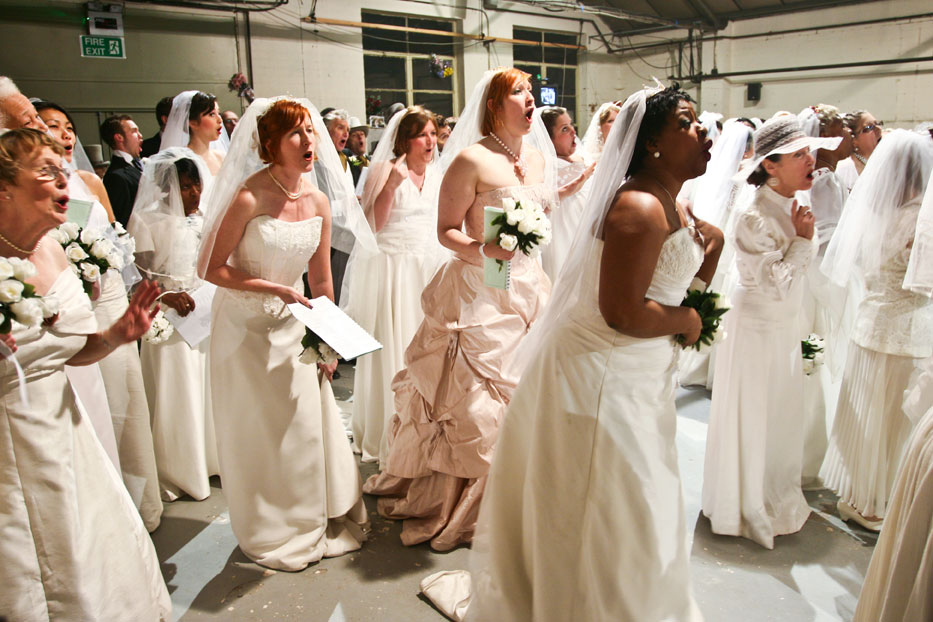 Wedding © Nicola Duke/Bham Opera